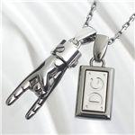 Dolce&Gabbana (ドルチェ&ガッバーナ)  BJ0431 ネックレス A9010 SI