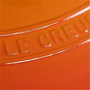 Le Creuset (ル・クルーゼ) ココットオーバル27cm ナベ 2502-27OR