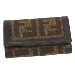 FENDI(フェンディ) 8AP079-JWU-FOQT2 キーケース DB
