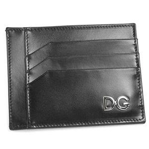 Dolce&Gabbana(ドルチェ&ガッバーナ) 定期入れ BP1318 テイキイレ BK 80999 ブラック - 拡大画像