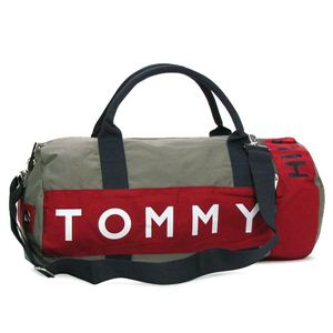 TOMMY HILFIGER(トミーヒルフィガー) ボストンバッグ 390532 HARBOURPOINT BT グレー