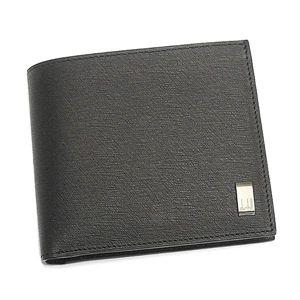 DUNHILL(ダンヒル)二つ折り財布(小銭入れ付) L2F232AJ ブラック