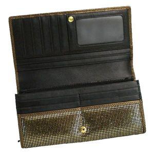 Vivienne Westwood(ヴィヴィアン ウエストウッド) 長札財布 NEW SLOANE 1032 ゴールド