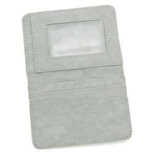 KIPLING (キプリング) 定期入れ K13328 CARD B グレイ/シルバーの写真2
