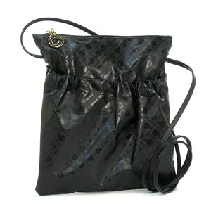 Gherardini(ゲラルディーニ) ナナメガケバッグ 0943 00001 TESSUTO SOFTY ブラック