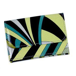Emilio Pucci(エミリオプッチ) カードケース 96SE02 グリーンの写真1