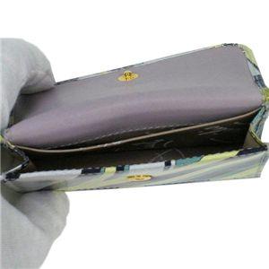 Emilio Pucci(エミリオプッチ) カードケース 96SE02 グリーンの写真2