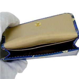 Emilio Pucci(エミリオプッチ) カードケース 96SE02 ブルーの写真2