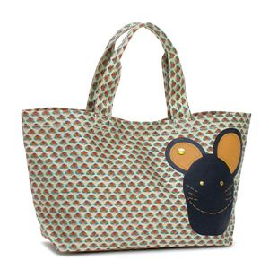 MARC BY MARC JACOBS(マークバイマークジェイコブズ) トートバッグ M392026 KALEIDSCOPE MOUSE TOTE - 拡大画像