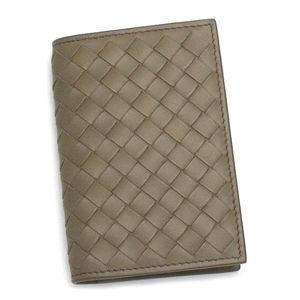 BOTTEGA VENETA(ボッテガヴェネタ) カードケース 120701 グレー