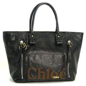 Chloe(クロエ) トートバッグ 8AS527 PANDORA ブラック - 拡大画像