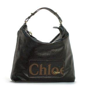 Chloe(クロエ) ショルダーバッグ 3SO454 8A849 HOBO ブラック - 拡大画像