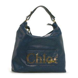 Chloe(クロエ) ショルダーバッグ 3SO454 8A849 HOBO スモーキーブルー - 拡大画像