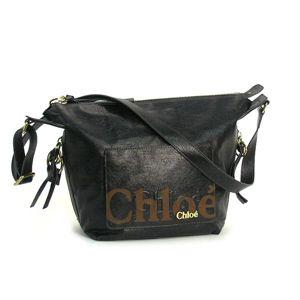 Chloe(クロエ) ショルダーバッグ 8AS524 ブラック - 拡大画像