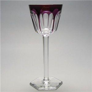 Baccarat(バカラ) グラス 1-201-131 rhine wine glass amethyst