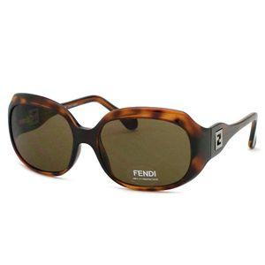 フェンディ(FENDI)サングラス FS409 ブラウン 215