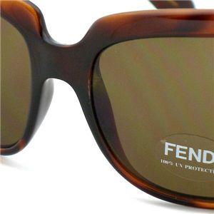 FENDI(フェンディ) サングラス/メガネ FS410 ブラウン