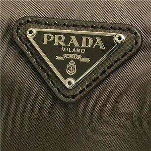 PRADA(プラダ) ポーチ VELA 1N0011 グレー画像4