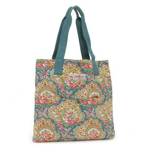 CATH KIDSTON(キャスキッドソン) トートバッグ FASHION 255172 WASHED COTTON TOTE W/POCKET