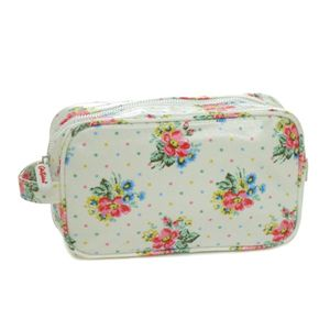 CATH KIDSTON(キャスキッドソン) ポーチ BATHROOM 256087 COSMETIC BAG W/POCKETS