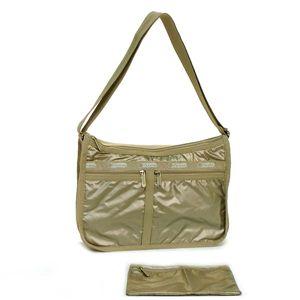 LESPORTSAC(レスポートサック) ショルダーバッグ パールライティング 7507 9907 DELUXE EVERYDAY BAG