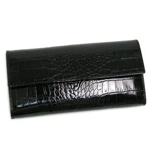 Furla(フルラ) 長財布 PF61 XL P.FOGLIOCLASSIC O60 ブラック - 拡大画像