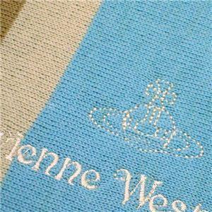 Vivienne Westwood(ヴィヴィアンウエストウッド) マフラー SL1/F432 1 キャメル