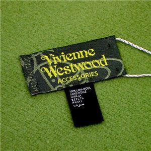 Vivienne Westwood(ヴィヴィアンウエストウッド) マフラー 440682 SEO/F282 14 オリーヴ