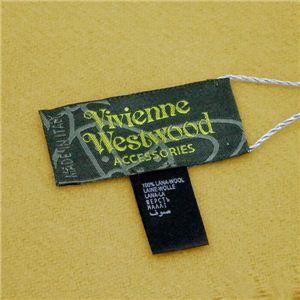 Vivienne Westwood(ヴィヴィアンウエストウッド) マフラー 440682 SEO/F282 12 ベージュ