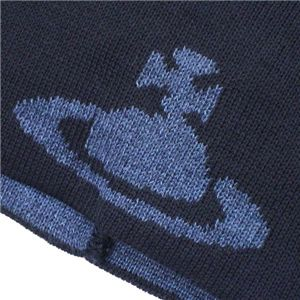Vivienne Westwood(ヴィヴィアンウエストウッド) 帽子 C10/F437 3 ネイビー