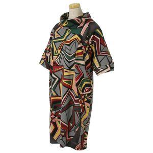 Emilio Pucci(エミリオプッチ) ドレス 96RH02 3 レッド 40 - 拡大画像