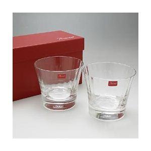 Baccarat(バカラ) グラス ミルニュイ タンブラーペア 2105395