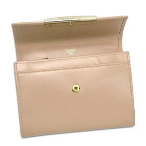 Cartier(カルティエ) 二つ折り財布(小銭入れ付) LOVE L3000747 ピンク画像2