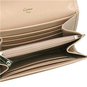 Cartier(カルティエ) 二つ折り財布(小銭入れ付) LOVE L3000747 ピンク画像3