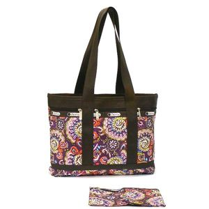 LESPORTSAC(レスポートサック) トートバッグ ピアザ 7004 4971 SMALL TRAVEL TOTE