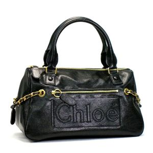 Chloe(クロエ) ショルダーバッグ HALEY 3SO883 Small shoulder Bag 1 ブラック - 拡大画像