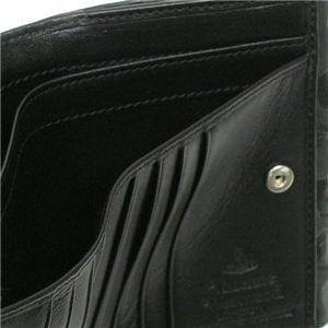 Vivienne Westwood(ヴィヴィアンウエストウッド) Wホック財布 COAST 737 グレー画像4