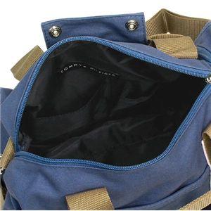 TOMMY HILFIGER ボストンバッグ OUTBACK L400360(L500079) MINI DUFFLE 421 ブルー