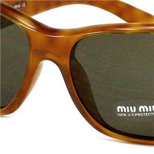 MIUMIU(ミュウミュウ) サングラス MU03HS画像2