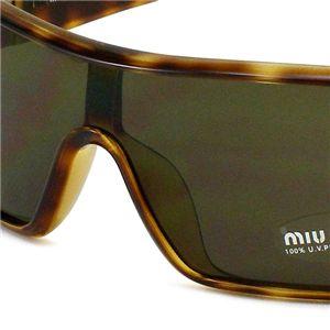 MIUMIU(ミュウミュウ) サングラス MU05HS画像2