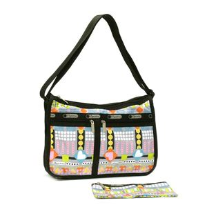 LESPORTSAC(レスポートサック) ショルダーバッグ ライムライト 7507 4960 DELUXE EVERYDAY BAG