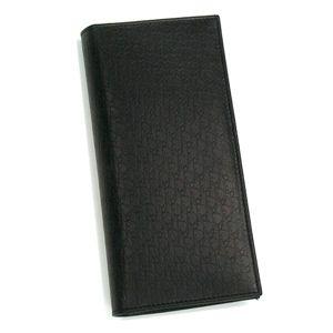 Christian Dior(クリスチャン ディオール) 長財布 DIOR METROPOLE 2DIBC002DIO 900 ブラックの写真1