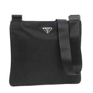 Prada(プラダ) ナナメガケバッグ TESS SAFFIANO VA0053 F0002 ブラック【送料無料】