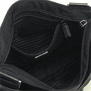 Prada(プラダ) ナナメガケバッグ TESS SAFFIANO VA0053 F0002 ブラック画像2