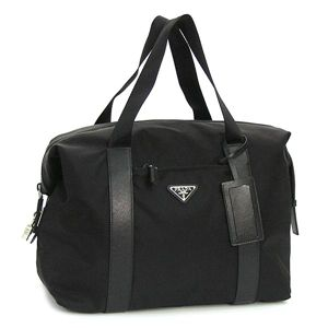 Prada(プラダ) ショルダーバッグ TESS SAFFIANO VS184Z BAG 2 ブラック - 拡大画像