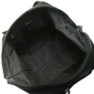 Prada(プラダ) ショルダーバッグ TESS SAFFIANO VS184Z BAG 2 ブラック画像2