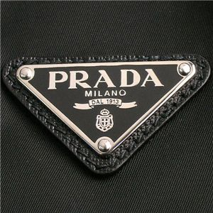 Prada(プラダ) ショルダーバッグ TESS SAFFIANO VS184Z BAG 2 ブラック画像4