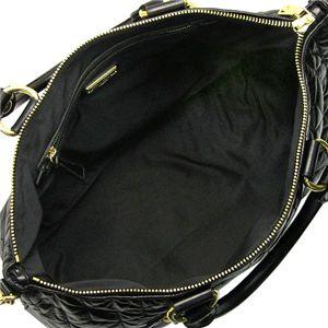 MIUMIU(ミュウミュウ) ショルダーバッグ NAPPA TRAPUNTATA RT0448 F0002 ブラック画像2