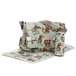 CATH KIDSTON(キャスキッドソン) ショルダーバッグ 255424 Nappy Bag ライトオレンジ