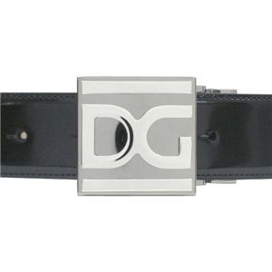 Dolce&Gabbana(ドルチェ&ガッバーナ) ベルト 35mm BC2346 CINTURA ブラック 85